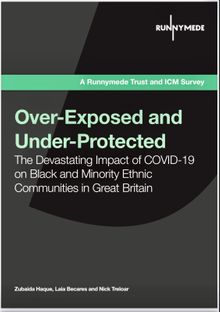 A Runnymede Trust and ICM Survey