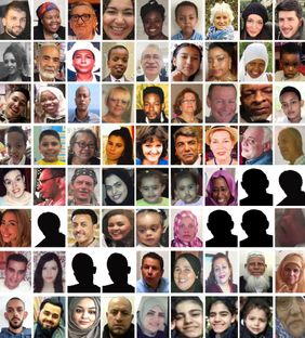 Rememering the Victims of Grenfell