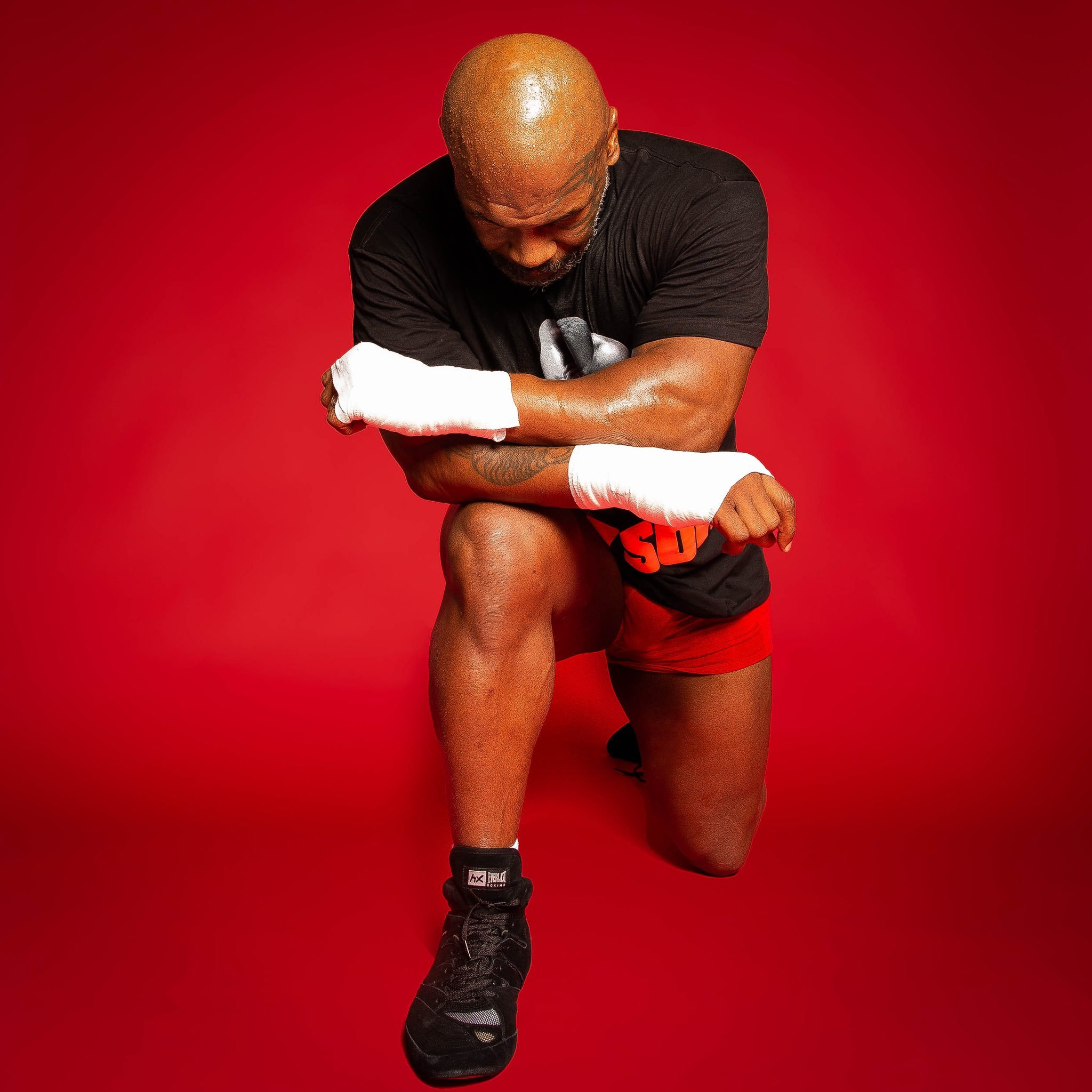 MIKE TYSON TAKES A KNEE 2020