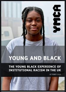 YOUNG AND BLACK